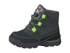 Zimní bota Ricosta 39301-480 Emil Grau/neon