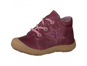 Zimní bota Ricosta 12226-360 Rommi Fuchsia