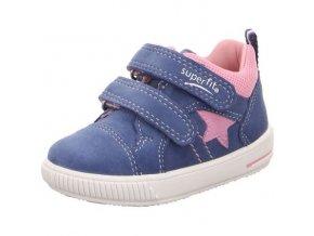 Celoroční obuv Superfit Moppy Blue/pink