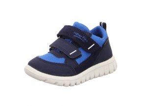 Celoroční obuv Superfit Sport7mini Blue