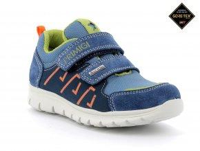 Celoroční bota Primigi Hilos blue 5373100