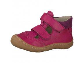 Sandálky Ricosta Edo pink 12231-331