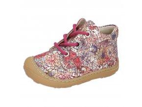 Celoroční bota Ricosta 12232-382 Happy Merlot