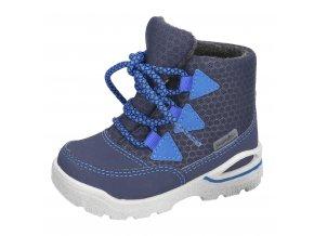 Zimní bota Ricosta 39301-172 Emil Ozean/azur