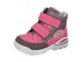 Zimní bota Ricosta 39323-362 Lasse Fuchsia/sucre