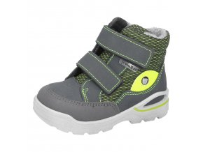 Zimní bota Ricosta 39323-492 Lasse grigio/oliv