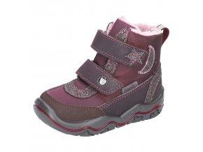 Zimní bota Ricosta 35203-382 Luna brombeer