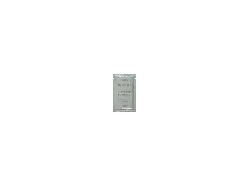 Sprchový gel Beaufort, sáček 10 ml
