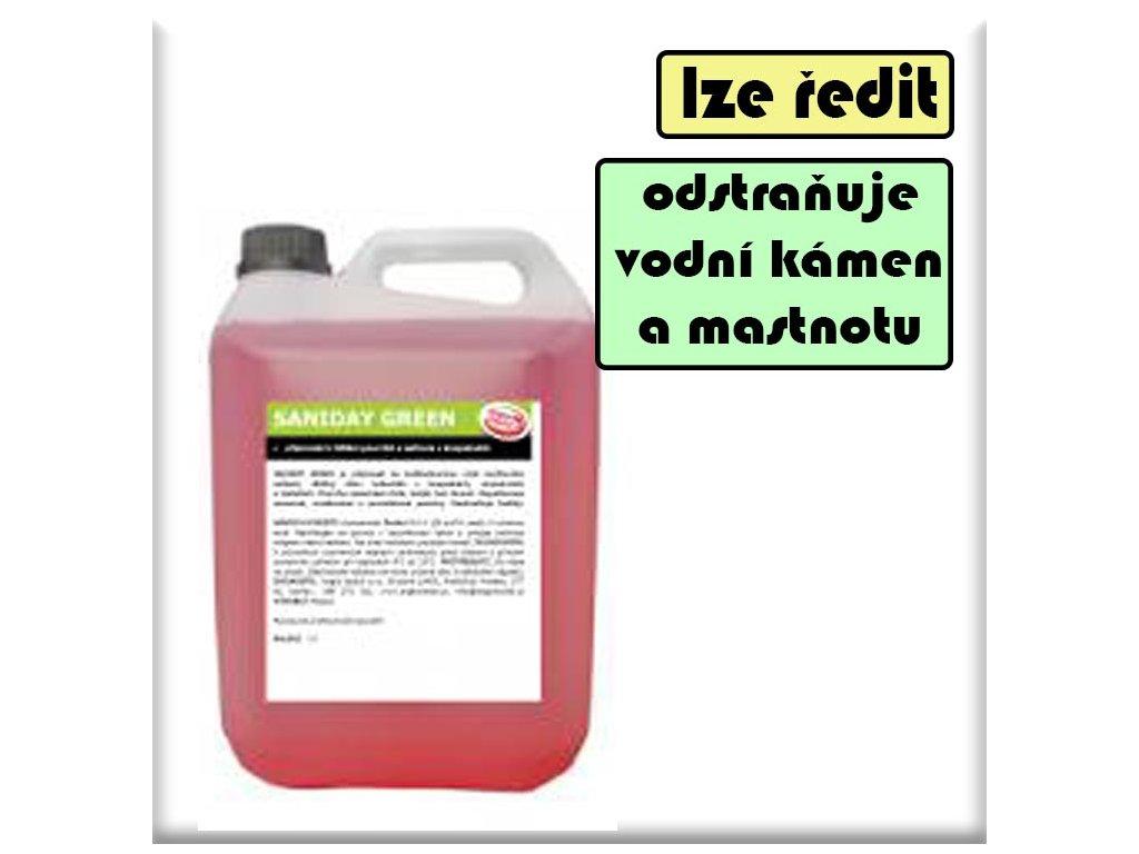 saniday green 5l