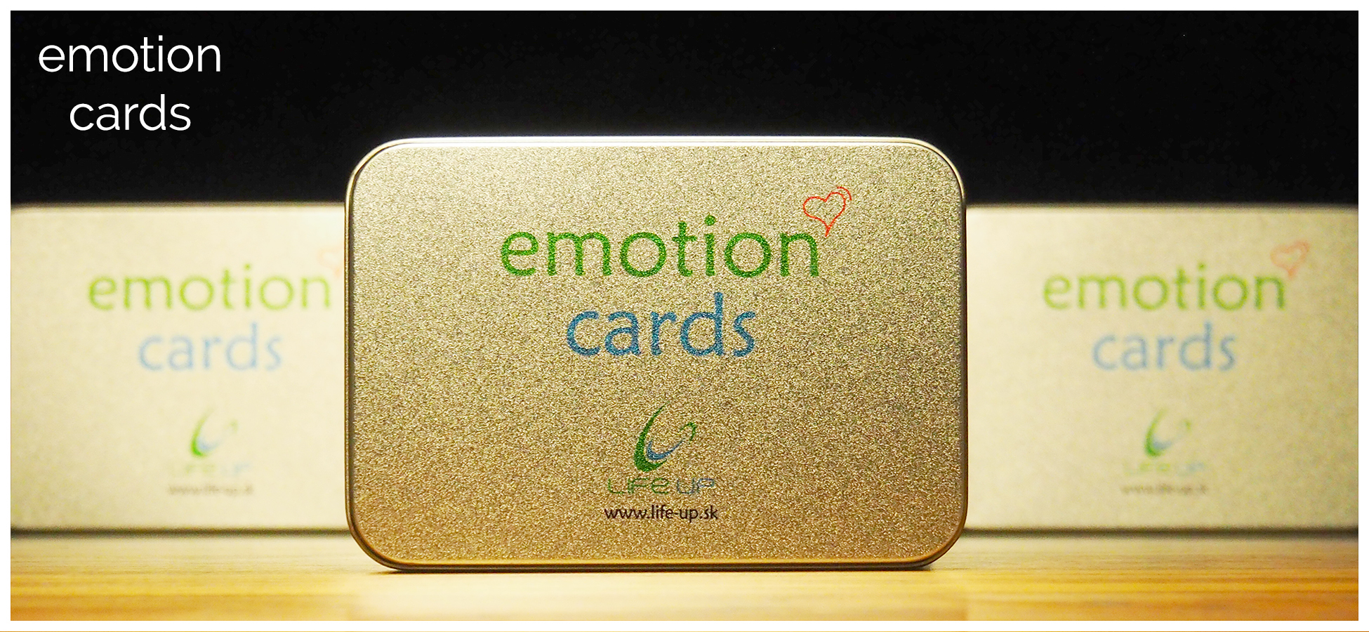 Rozvojový nástroj emotion cards