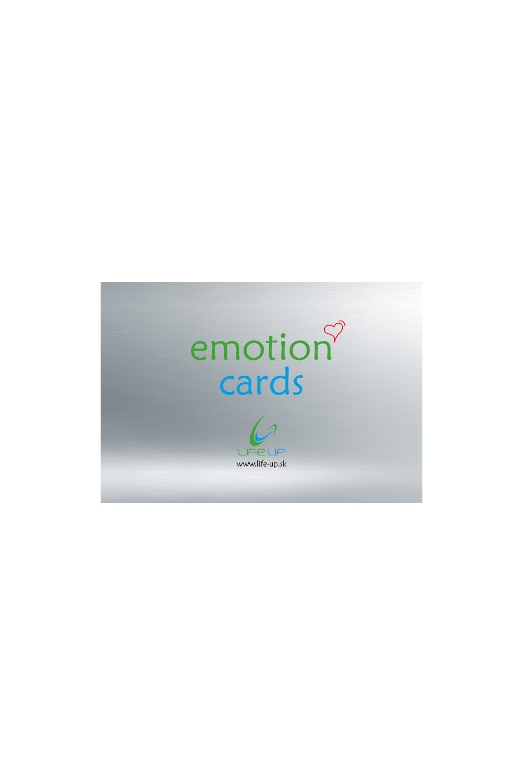 emotion cards cover