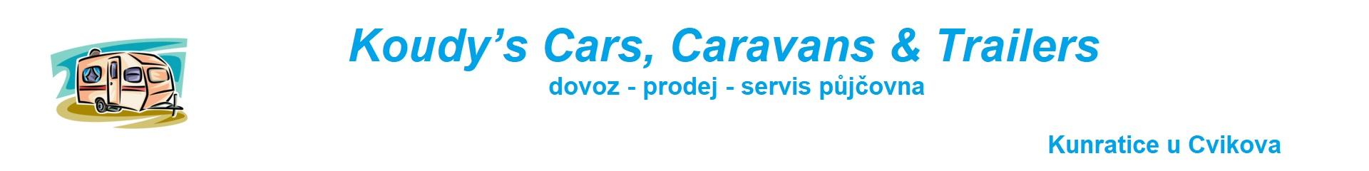 Koudy's Cars, Caravans & Trailers