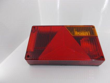 Svítilna koncová P - hranatá-osvětlení SPZ