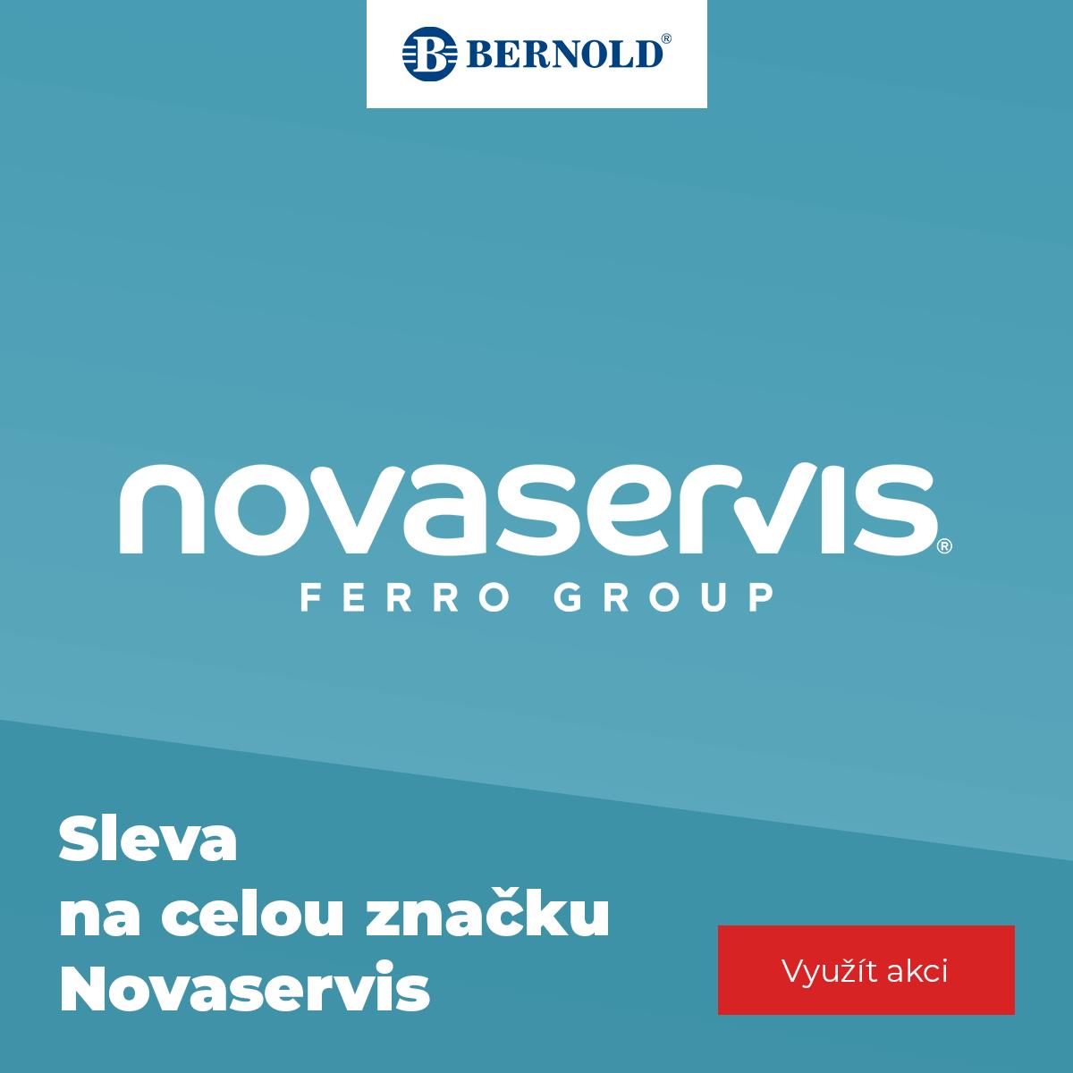 Slevový kupon Novaservis