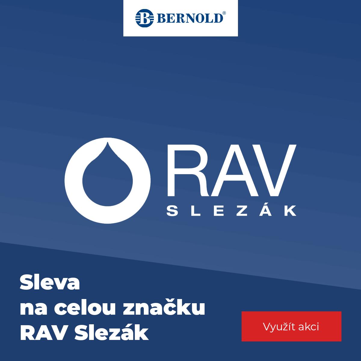 Slevy baterie Slezák Rav