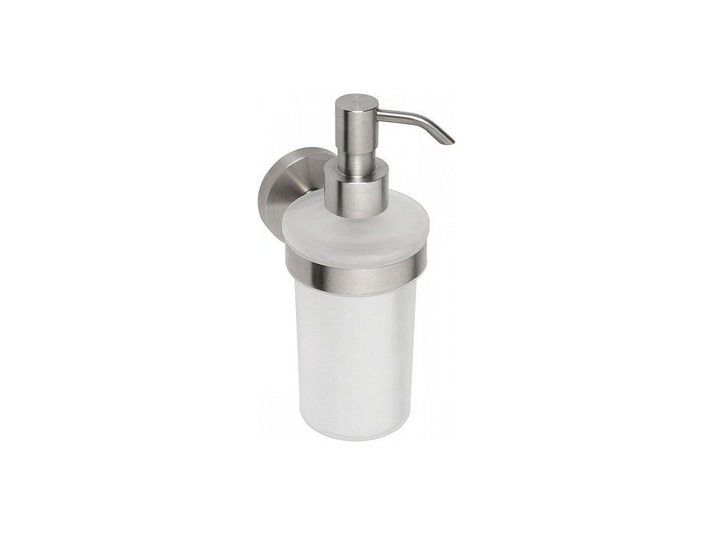Sapho X-STEEL XS101 dávkovač mýdla 230 ml nerez