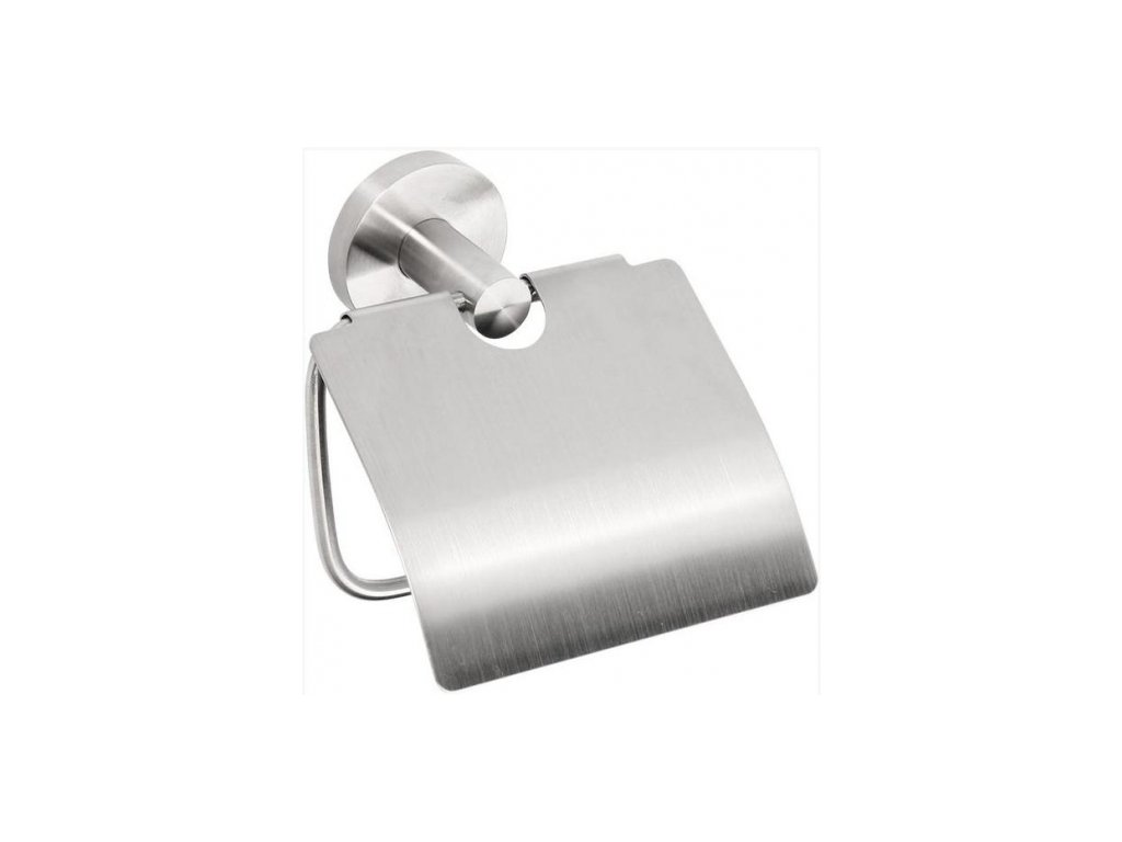 Sapho X-STEEL 104112015 držák toaletního papíru s krytem nerez