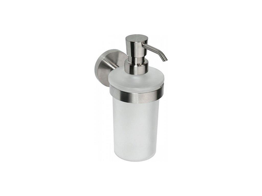 Sapho X-ROUND XR101 dávkovač mýdla 250 ml chrom