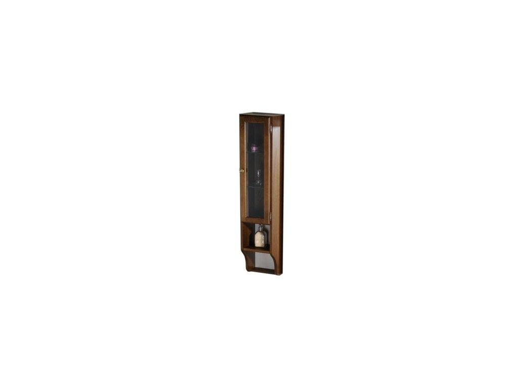 Sapho Retro 1688 skříňka k zrcadlu 25 x 115 cm starobílá pravá