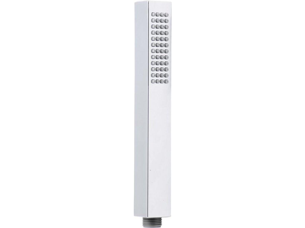 Sapho F28 ruční sprcha 220 x 28 mm chrom