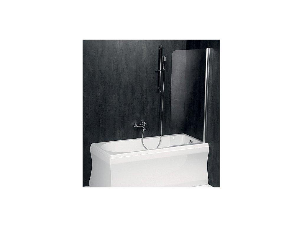 Polysan SPERA 65 x 150 cm bezrámová vanová zástěna BS-65