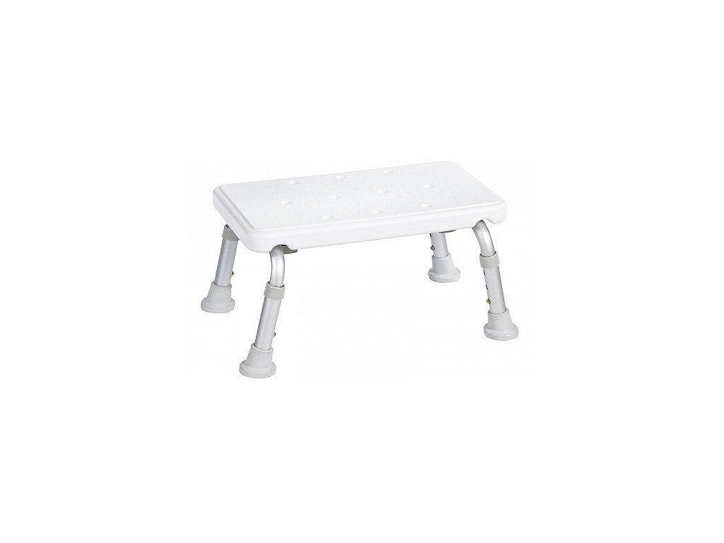 Sapho Stolička na nohy A0102601 bílá
