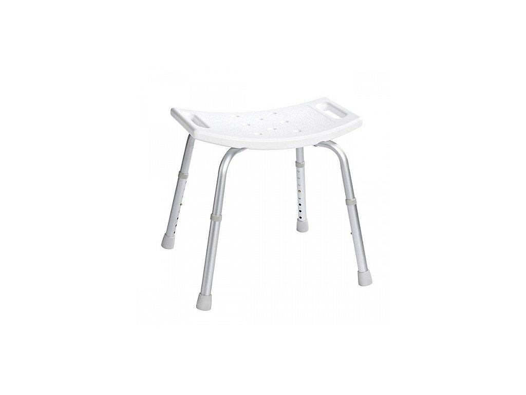Sapho 49 x 29,5 cm stolička A00601101 bílá