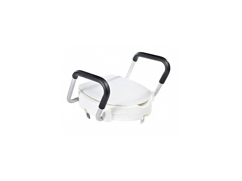 Sapho WC sedátko s madly A0072001 bílé