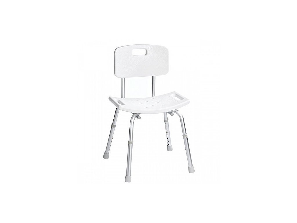 Sapho Židle s opěradlem A00602101 bílá