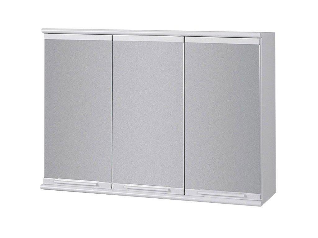 Olsen Spa TRIGA I, II 60 x 55 x 15 cm OLNPST6055 zrcadlová skříňka bez osvětlení