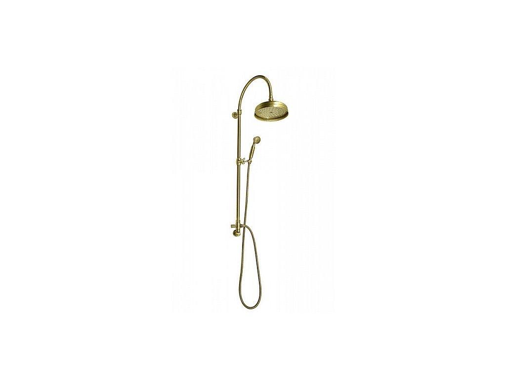 Sapho Vanity SET056 sprchový sloup bronz