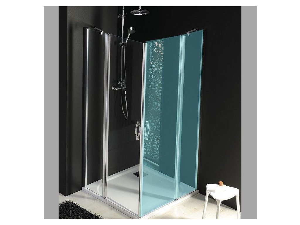 Gelco One GO4810 sprchové dveře 100 x 190 cm čiré sklo