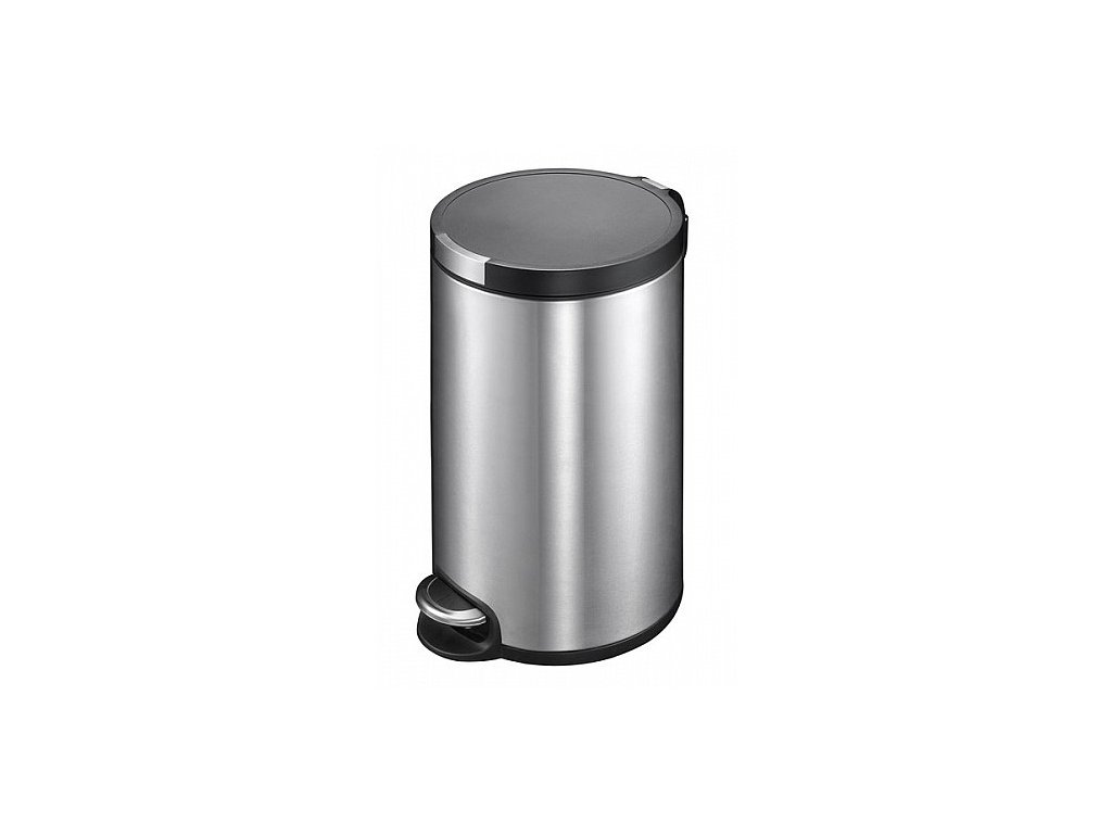 Sapho Artistic odpadkový koš 12 l DR112 soft close nerez mat