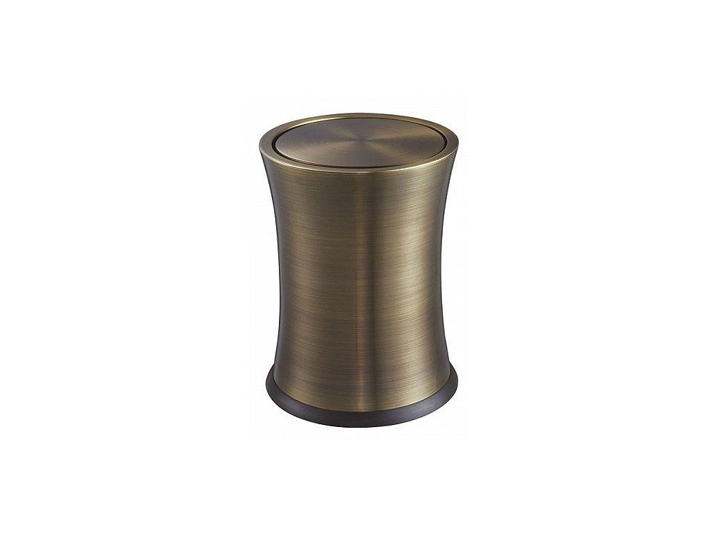 Sapho Room odpadkový koš 6 l DR214 bronz