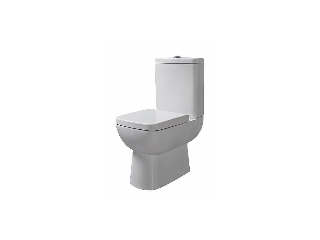 Sapho Tyana Short 72200E WC kombi s nádržkou 35 x 58,5 cm