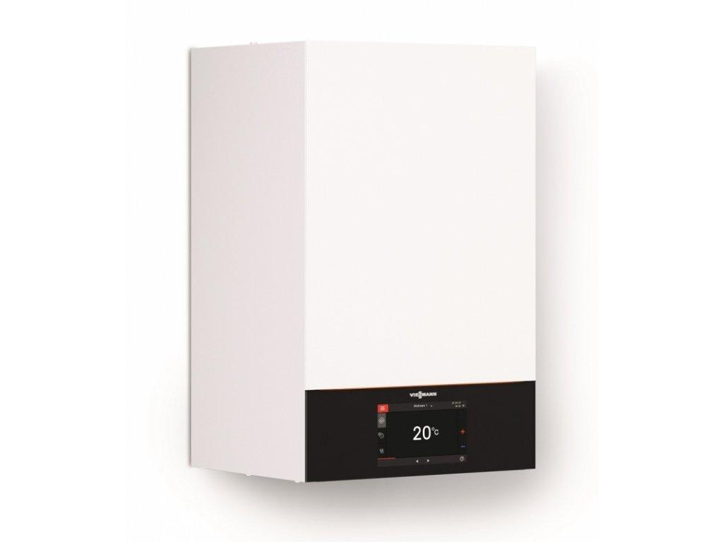 Viessmann Vitodens 200-W 32 kW Z019344 kotel kondenzační s ohřevem - ZDARMA DOPRAVA