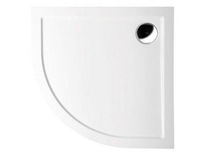Polysan SERA 90 x 90 cm 41511 sprchová vanička litý mramor