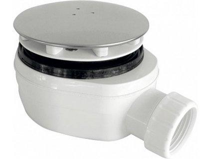 Sapho EWCN940 vaničkový sifon 90/40 chrom nízký