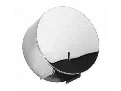 Sapho 125212081 zásobník na toaletní papír do 30 cm nerez lesk