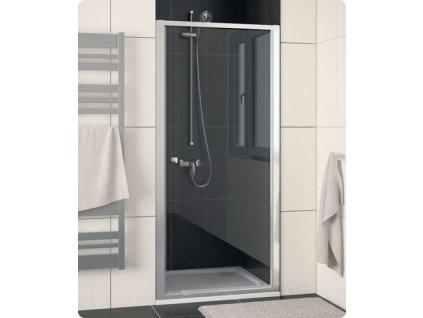 SanSwiss Ronal Eco-Line ECOP07000107 sprchové dveře do niky 70 x 190 cm