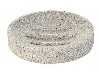 Sapho Stone 22010311 mýdlenka na postavení béžová
