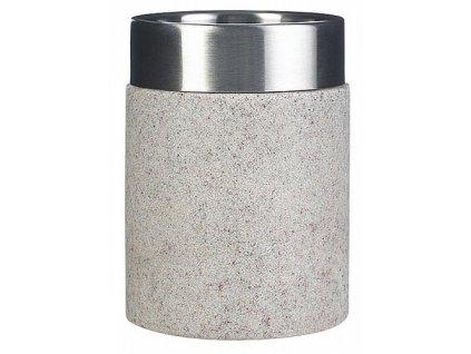 Sapho Stone 22010111 sklenka na postavení béžová