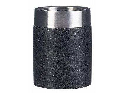 Sapho Stone 22010110 sklenka na postavení černá