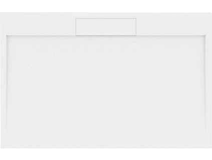 Gelco Irena HI12080 sprchová vanička 120 x 80 x 3,5 cm litý mramor