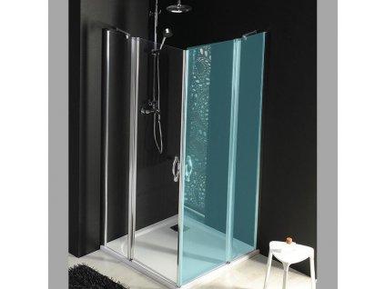 Gelco ONE 100 cm GO4810 sprchové dveře