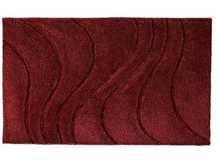 Sapho La Ola 729316 předložka 60 x 90 cm červená