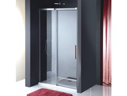 Polysan Altis Line 130 cm sprchové dveře AL4015