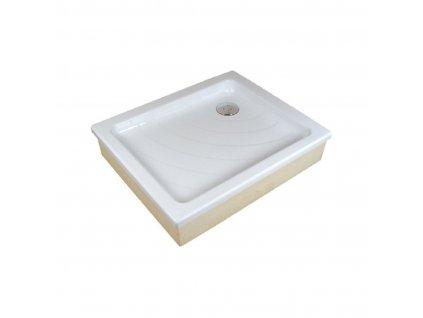 Ravak Aneta EX 75 x 90 cm Sprchová vanička obdélníková akrylátová