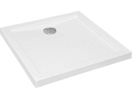 Olsen Spa Aquarius 80 x 80 cm sprchová vanička akrylátová čtvercová