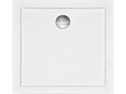 Olsen Spa AQUARIUS 90 x 90 x 5,5 cm OLBVANACAQU90 sprchová vanička